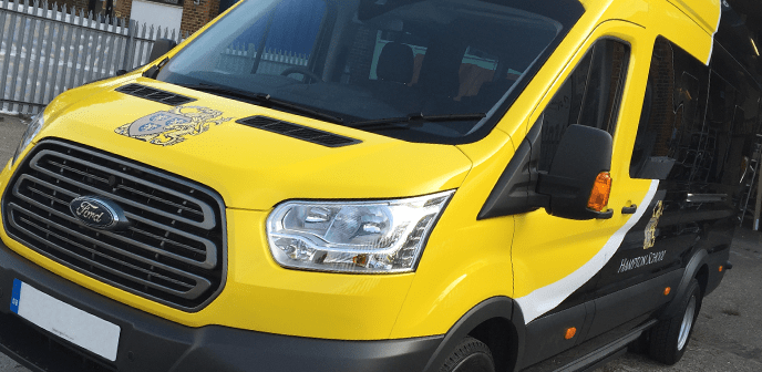 Vehicle Livery & Graphics Services
