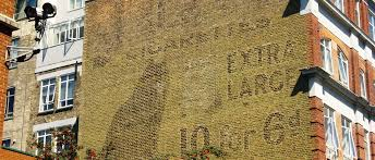 Example Ghost Sign